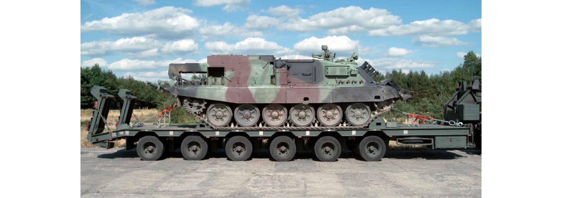 Correntes antiderrapantes e para amarração de cargas-Militar