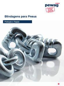 Catálogo Pewag Blindagens para pneus